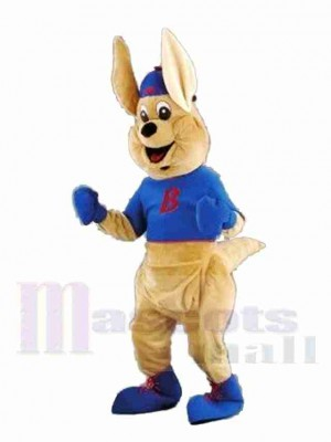 Kangourou Panpan Costume de mascotte