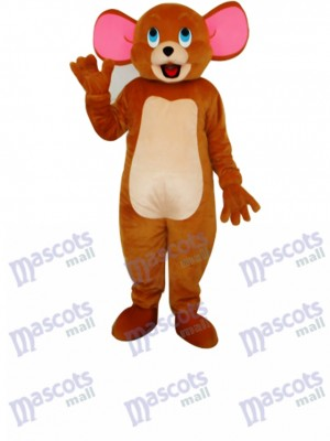 Jerry Rat Mascot Adult Costume
