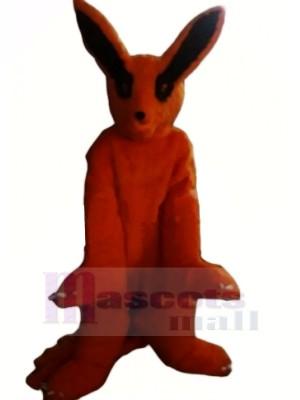 À neuf queues Renard Mascotte Les costumes Dessin animé