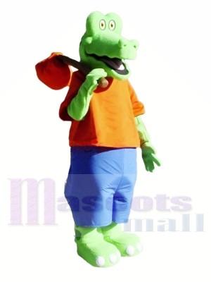 Mignonne Poids léger Alligator Costumes De Mascotte