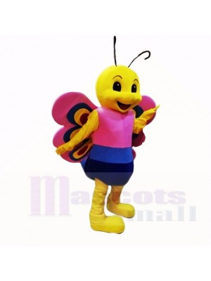 Lovely Friendly Lightweight Butterfly Mascot Costumes School