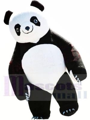 Mignons costumes de mascotte panda léger