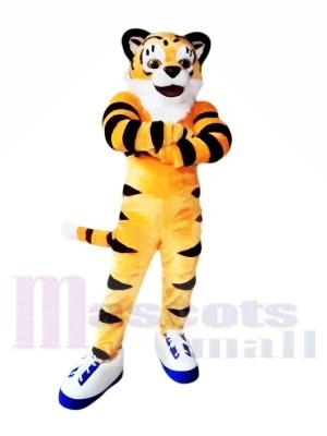 Beau tigre léger Costumes De Mascotte