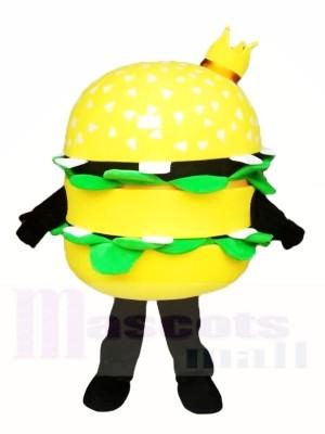 Hamburger Costume de mascotte