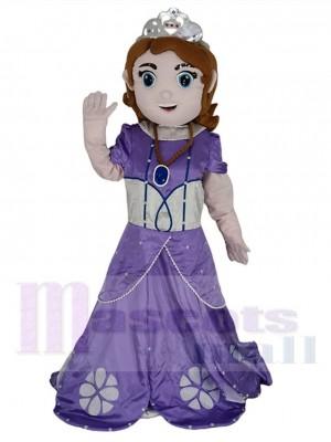 Princesse Sophie costume de mascotte