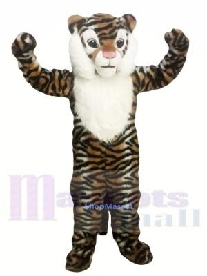 George Tiger Costumes De Mascotte Livraison gratuite