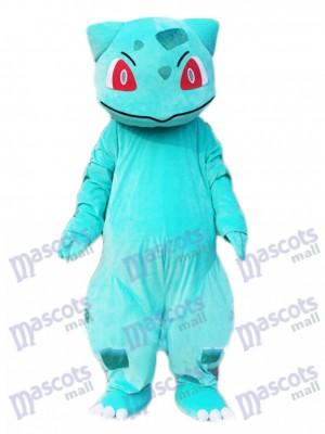 Pokémon Pokemon Go Costume de mascotte de Bulbasaur
