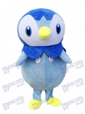 Pokémon Pokemon Go Piplup Pochama Costume de mascotte de pingouin bleu clair