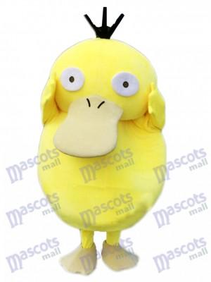 Psyduck Koduck Duck Pokémon Pokémon Go Costume de mascotte