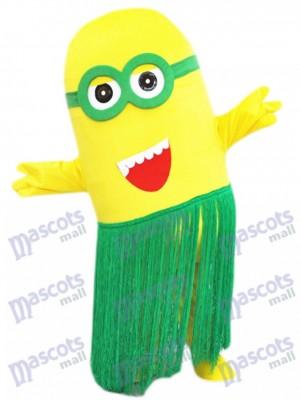 Moi, moche et méchant Hula Hawaii Minions Despicable Me Costume de mascotte