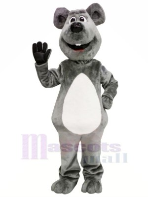 Affable Souris Mascotte Les costumes Animal