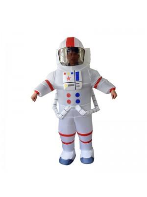 Astronaute Gonflable Costume Astronaute Fantaisie Coup en haut Le maillot de corps pour Adulte
