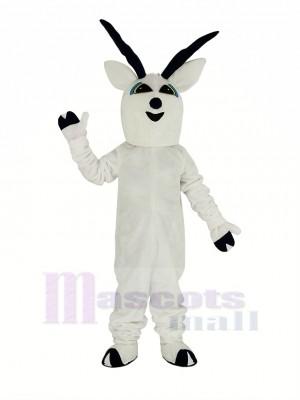 Neige Cerf Mascotte Costume Animal
