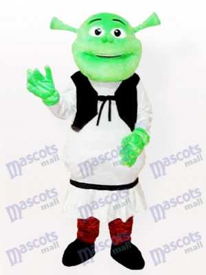 Costume de mascotte adulte Shrek