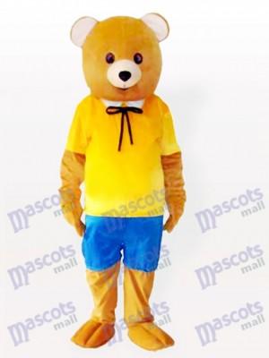 Déguisement de mascotte anime ours en peluche