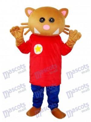 Déguisement d'ours mascotte Costume adulte