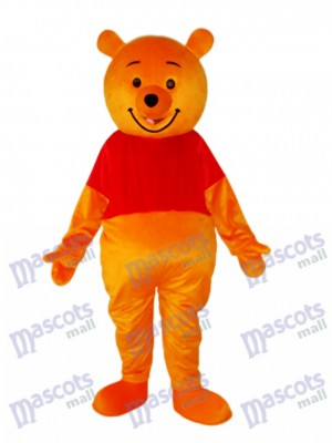 Ourson Mascotte Costume Adulte Animal