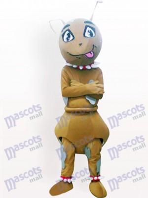 Costume de mascotte adulte insecte fourmi