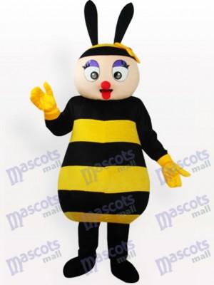 Costume de mascotte adulte insecte abeille
