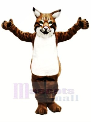 Fort Lynx Mascotte Les costumes Animal