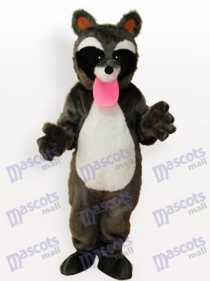 Costume de mascotte adulte animal chat
