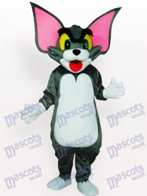 Costume de mascotte Cat Tom pour adulte