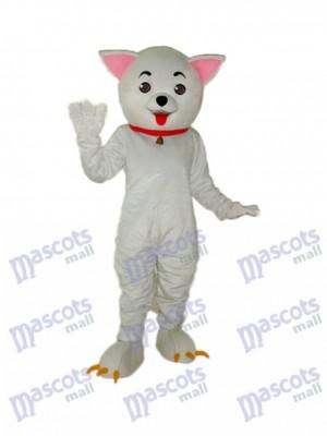 Oreille rose chat intelligent Mascotte Costume adulte Animal