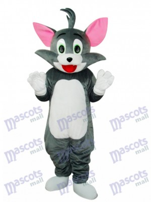 Tom Cat Mascotte Costume Adulte Animal