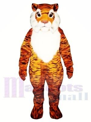 George Tiger Costumes De Mascotte