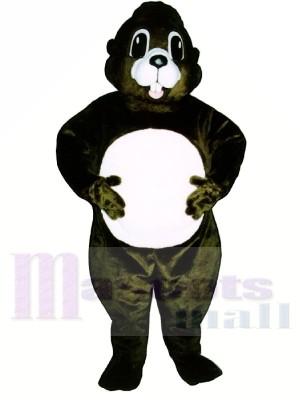 Bonne marmotte Costumes De Mascotte