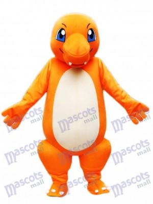Charmander Dragon Pokémon Pokémon Go Costume de mascotte