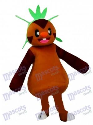 Costume de mascotte de Chespin Pokémon Pokémon Monstre de poche de mascotte Chespie