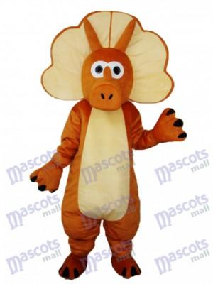 Mascotte de stégosaure Costume adulte Animal