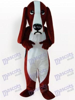 Costume de mascotte adulte animal chien