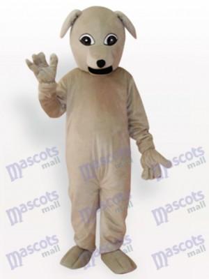 Déguisement de mascotte adulte pour chien coursier chien