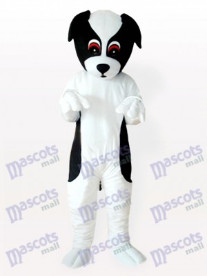 Costume de mascotte adulte de chien de chasse Terrier