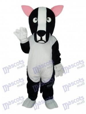 Costume de mascotte chien révisé adulte Animal