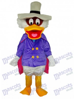 Donald Duck avec le pot Chapeau Mascotte Adulte Costume Dessin animé Anime
