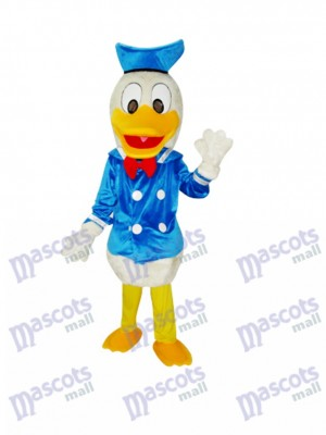 Donald Duck Mascotte Costume Cartoon Anime