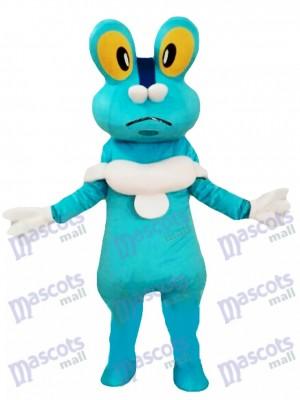 Costume de mascotte de Froakie Pokémon de Pokémon Monstre de poche de GO