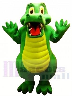Alligator Lézard Mascotte Les costumes