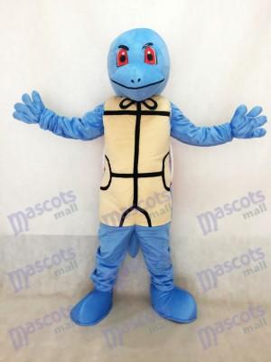 Squirtle Zenigame Blue Turtle Pokémon Costume de mascotte de Pokemon Go