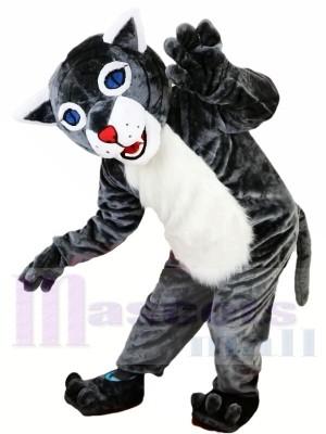 Nouveau Hot Sale Wildcat Costume de mascotte  Taille adulte Tenue d'halloween Déguisement
