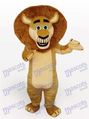Costume drôle de mascotte animale Lion du Madagascar