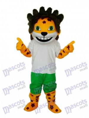 Mascotte de lion Obama Costume adulte