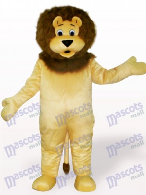 Costume de mascotte adulte Lion