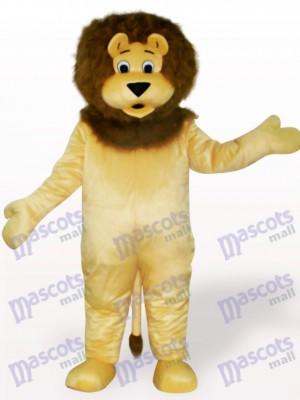 Costume de mascotte adulte Lion