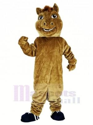 sport Cheval Mascotte Costume Animal