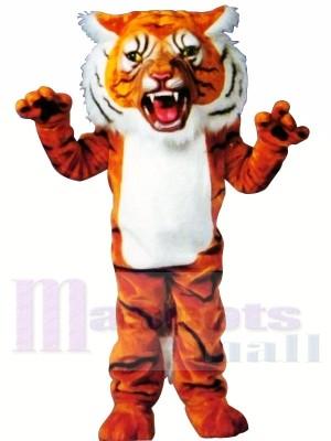 Super tigre Costumes De Mascotte