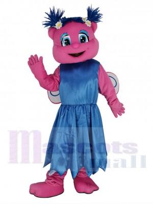 Sesame Street Abby Cadabby costume de mascotte